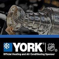York Air Conditioning - NHL sponsor