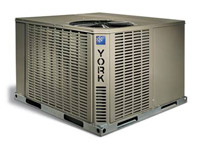 York packaged heating and cooling systems in Duncan